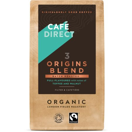 Café Direct Malað Kaffi Origins Blend 227gr