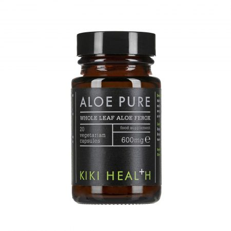 Kiki Health Aloe Pure 20 hylki