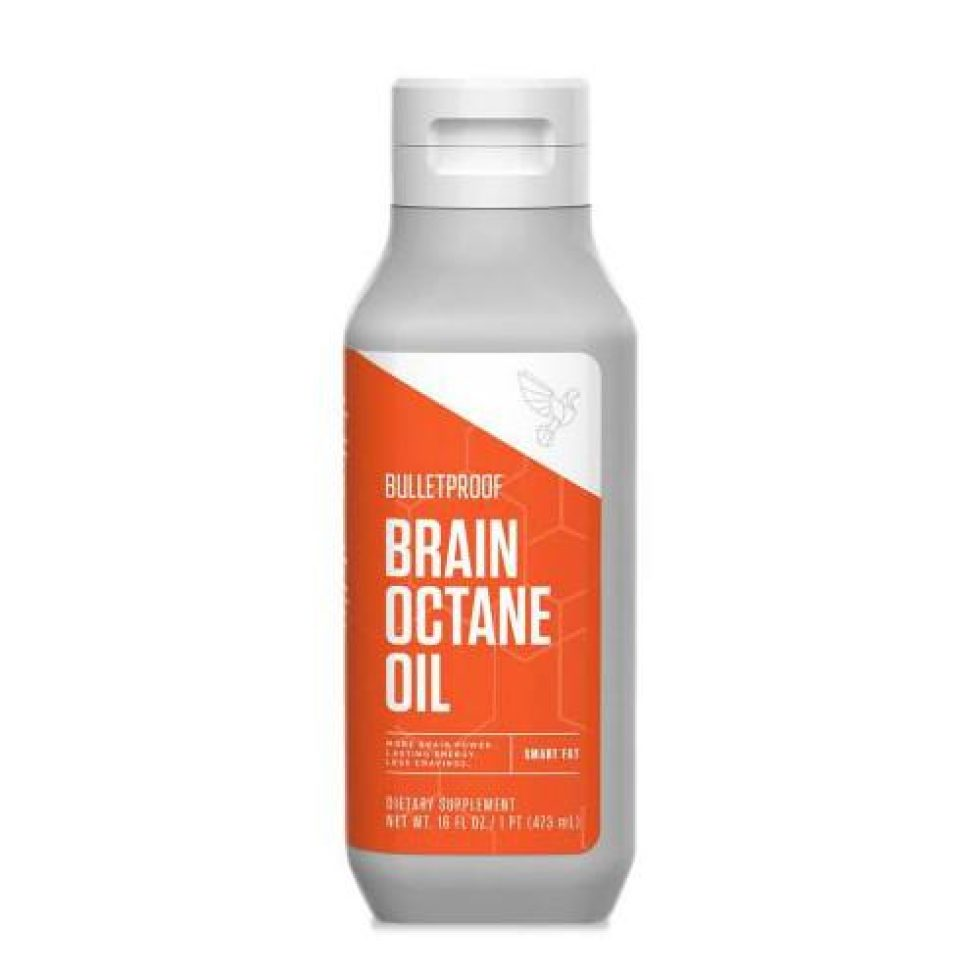 Bulletproof Brain Octane Olía 473ml