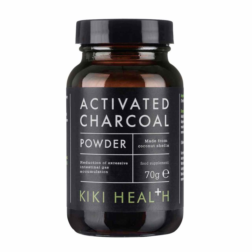 Kiki Health Activated Charcoal Duft 70gr