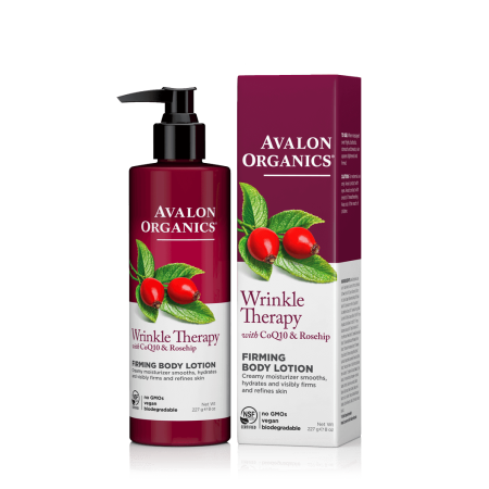 Avalon Organics Wrinkle Therapy Body Lotion 227gr