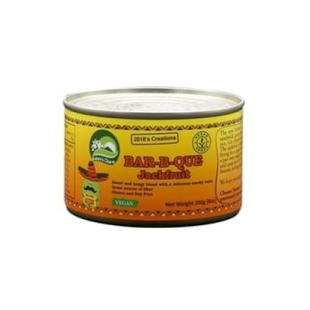 Nature's Charm BAR-B-QUE Jackfruit 200gr