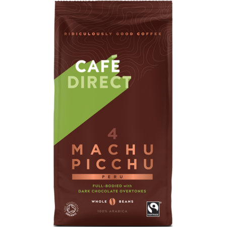 Café Direct Kaffibaunir Machu Picchu 227gr