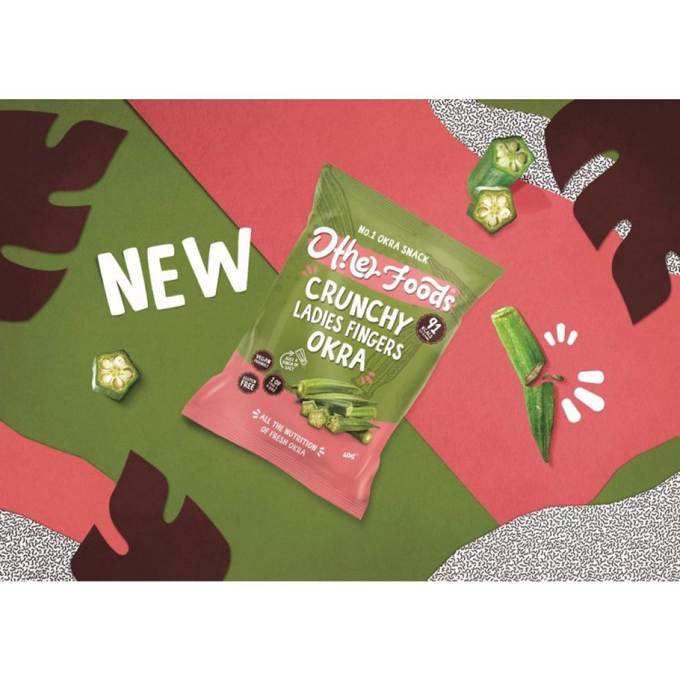 Other Foods Okra Snakk 40gr