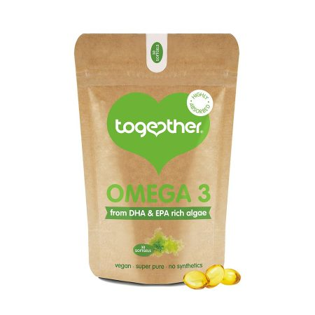 Together Vegan Omega 3 Perlur (30 stk)