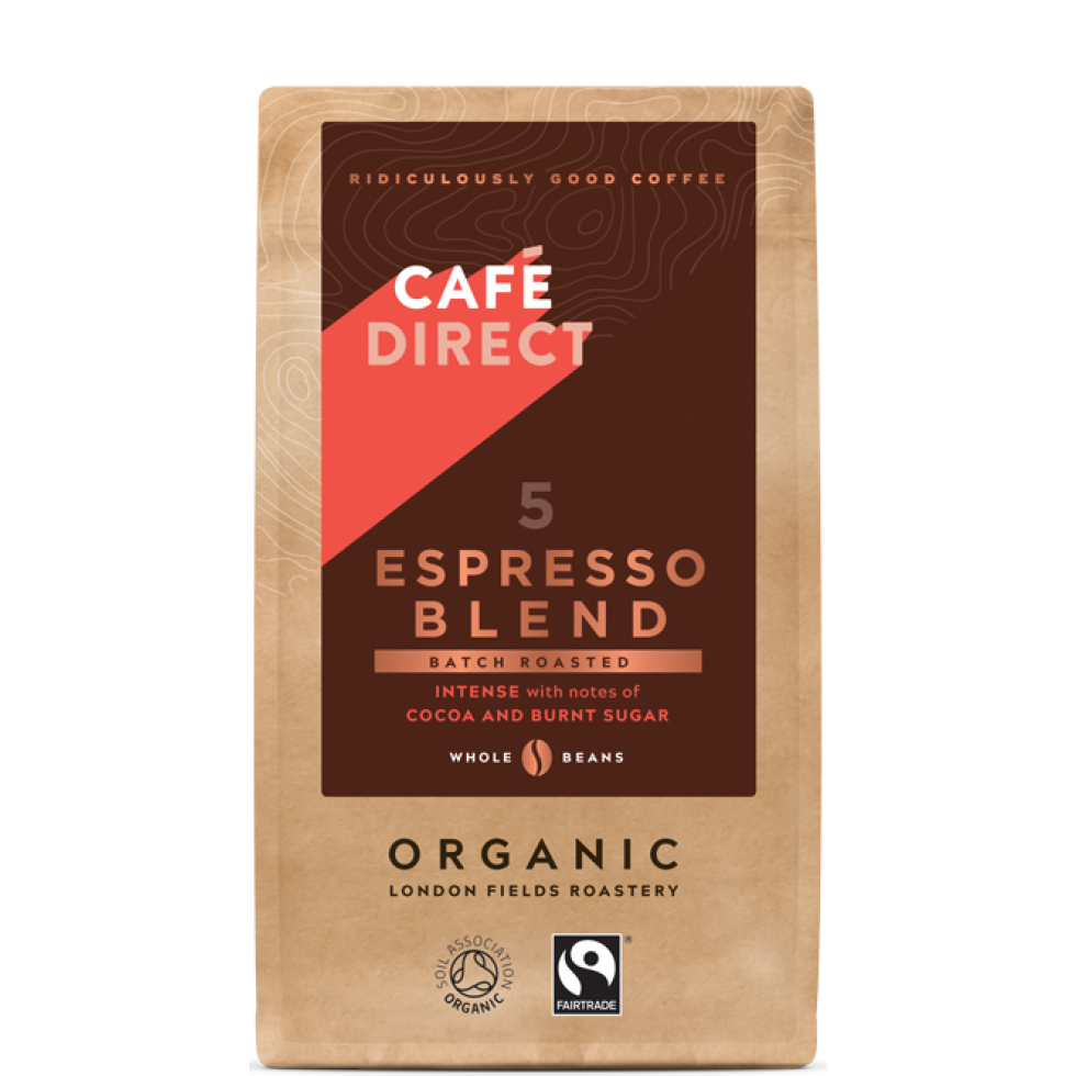 Café Direct Kaffibaunir Espresso Blend 227gr